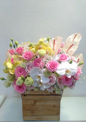 hoa sinh nhật sn 03