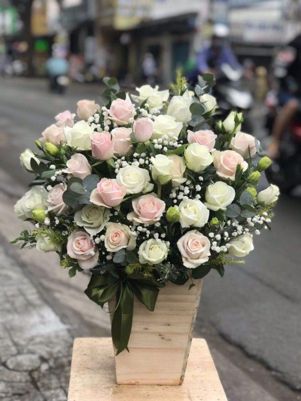 hoa sinh nhật sn 11