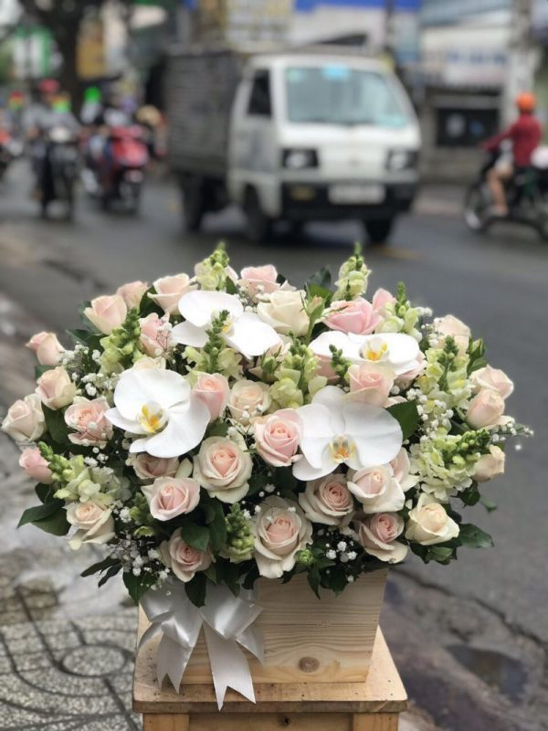 hoa sinh nhật sn 12